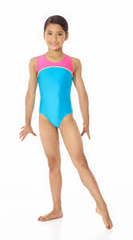Mondor Child Neon Tank Leotard