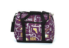 Jerry's Skate Purple Graffiti Carry All Bag Style 6090