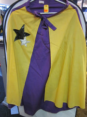 Child Wizard Cape Size Medium Style #13