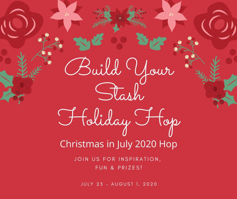 Build Your Stash Holiday Hop