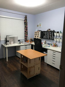 Alaine Tanner's  Creative Space