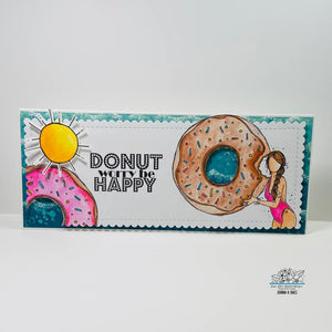 Donut Worry , Girl
