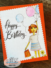 Load image into Gallery viewer, GIRL, HAPPY BIRTHDAY (Sassy Girl)