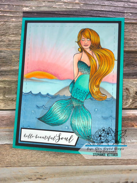 Soulful Mermaid