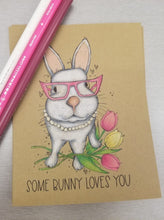 Load image into Gallery viewer, SOME BUNNY EASTER