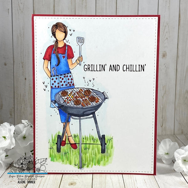 Grillin' and Chillin',Girl