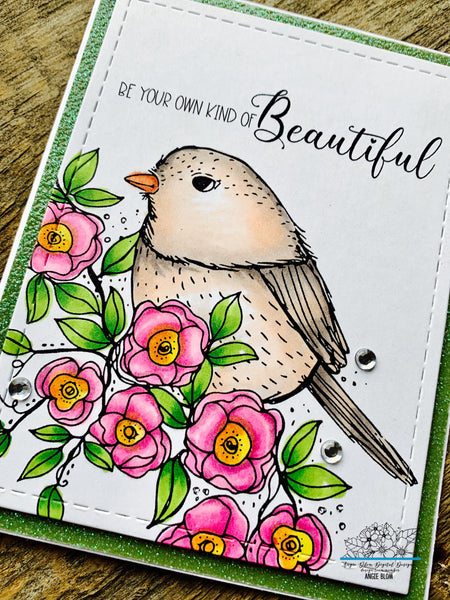Own kind of Beautiful Bird