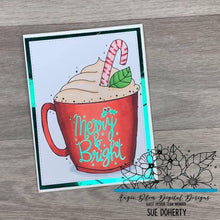 Load image into Gallery viewer, Merry & Bright Mug