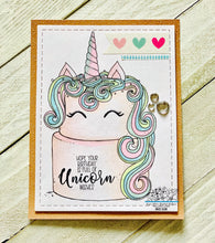 Load image into Gallery viewer, Unicorn Wishes (cake)