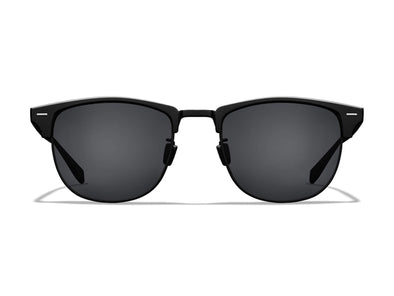 Cambridge Matt Black /Black Frame -Dark Carbon (Polarized Lens)