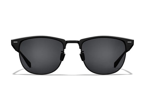 CAMBRIDGE MATTE BLACK/BLACK FRAME - DARK CARBON (POLARIZED) LENS