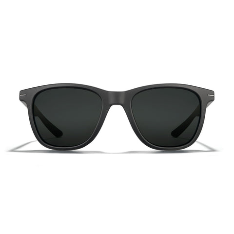 Halsey - Matte Black Frame /  Dark Carbon (Polarized Lens)