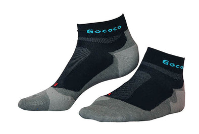 Light Sport Black Socks