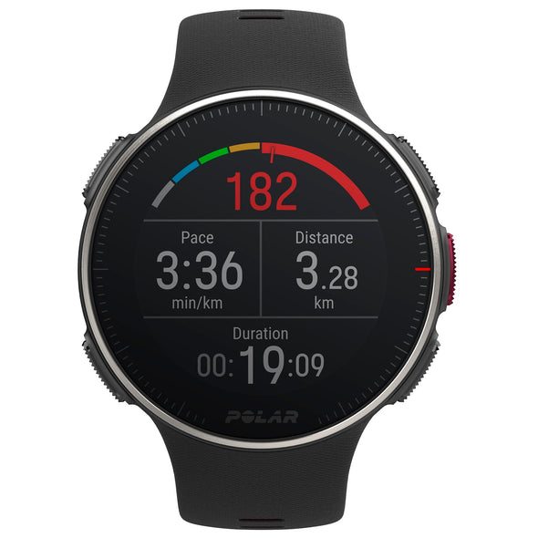Polar Vantage V Titan (Black/Red) Bundle with H10 Heart Rate Sensor