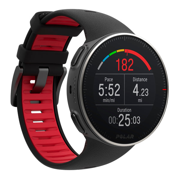 Polar Vantage V Titan (Black/Red)
