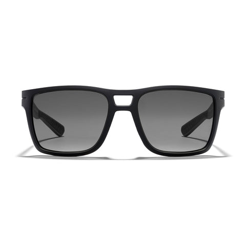 Kona - Matte Black Frame / Dark Carbon (Polarized) Lens 56mm
