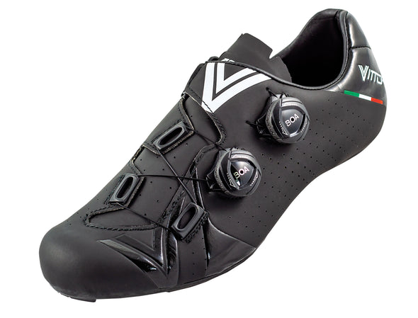 Vittoria Velar Road Cycling Shoes (Black)