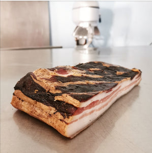 MH Black treacle bacon
