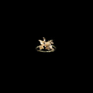 Acanthus Ring - Large Acanthus - Gold