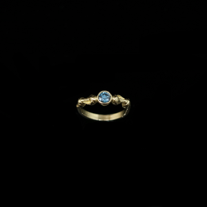 Conches Ring - 0.34ct Diamond (4.4mm) - Gold