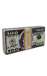 Stack of Cash/10K USD Money Crystal Clutch Purse