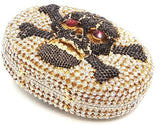 Pirate's Dream Crystal Clutch Purse