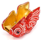 Nemo the Tropical Fish Crystal Clutch Purse