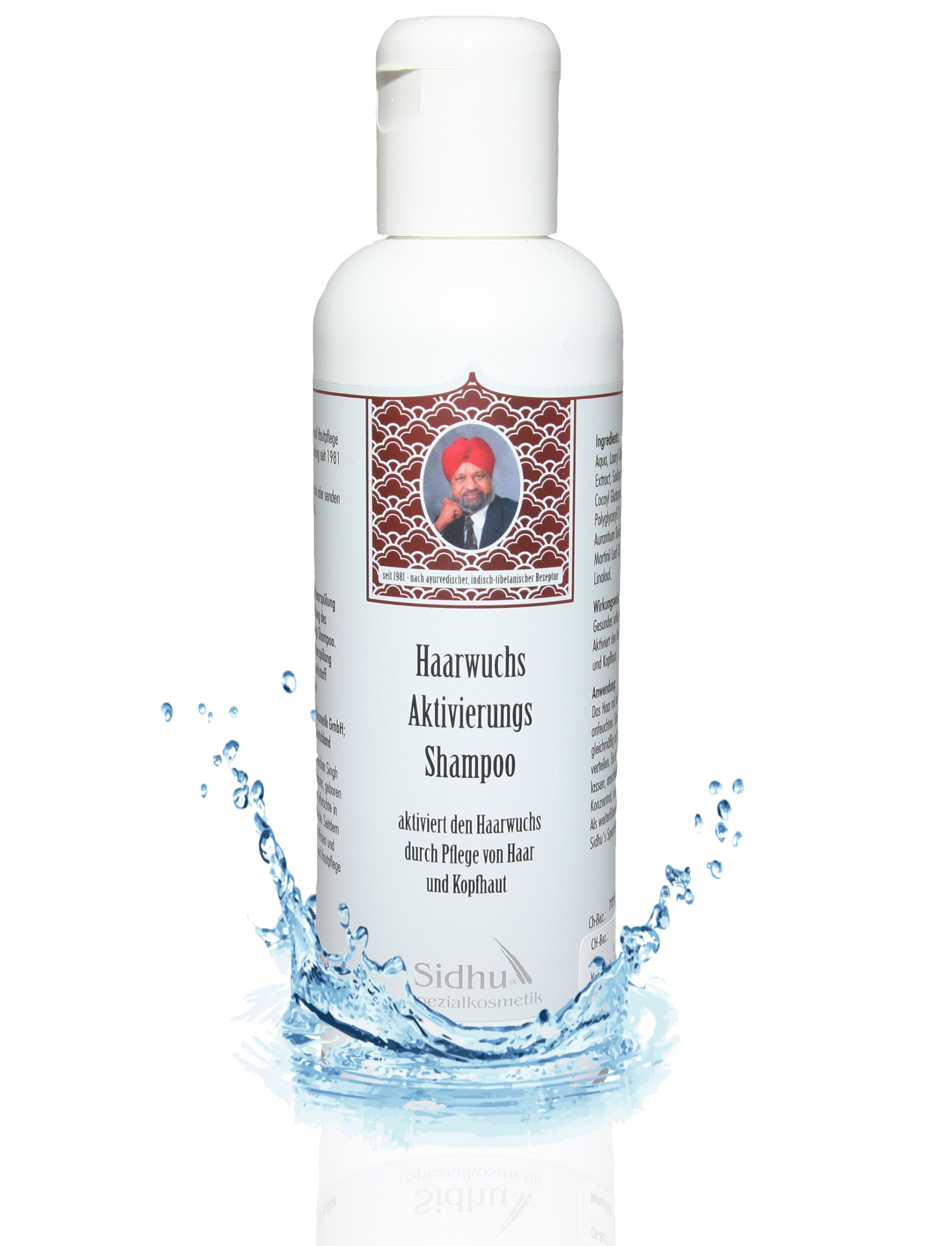 Body Enjoy HAarausfall Shampoo