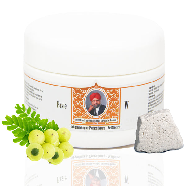 SIDHU PASTE – WEISS FLECKEN - Body Enjoy
