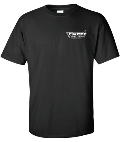Silver's North America T-Shirt - Black