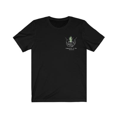 Compassion Is The Solution - Tee