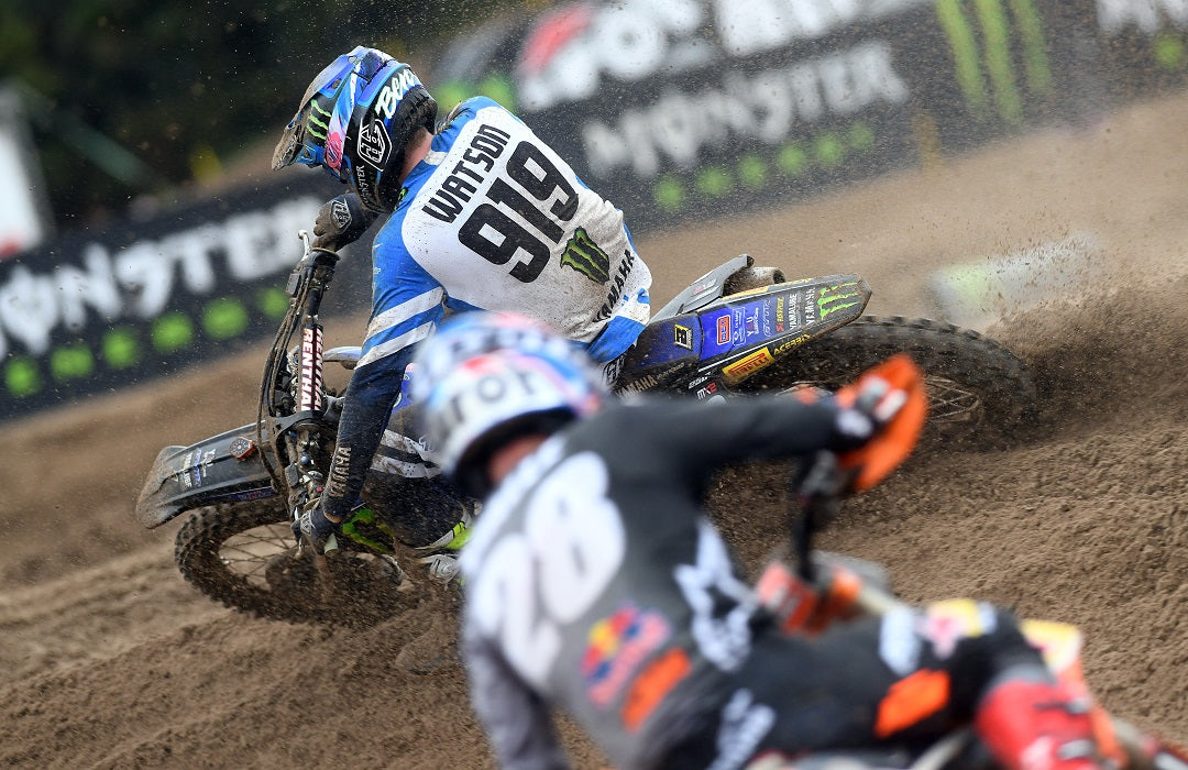 DOMINANT BEN WATSON TAKES MAIDEN OVERALL MX2 VICTORY AT LOMMEL 3, BELGIUM