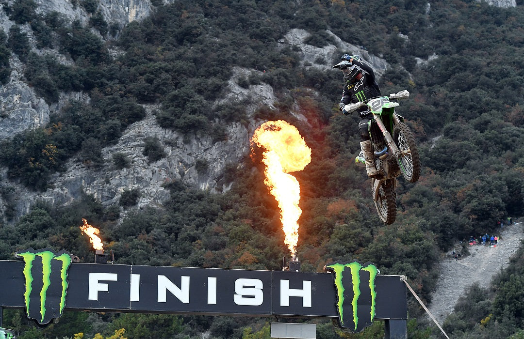 CLEMENT DESALLE ON FIRE TO TAKE RACE WIN AND THIRD OVERALL AT MXGP OF TRENTINO