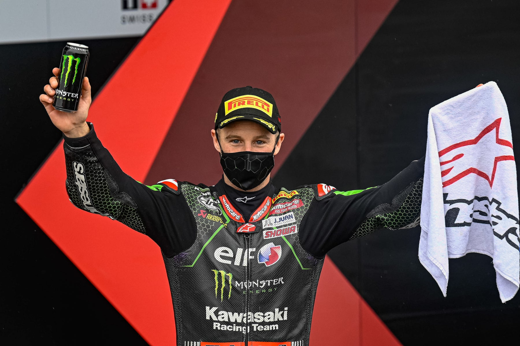 JONATHAN REA SHINES IN THE WET AT MAGNY COURS TO WIN WSBK SUPERPOLE RACE; MICHAEL VAN DER MARK THIRD