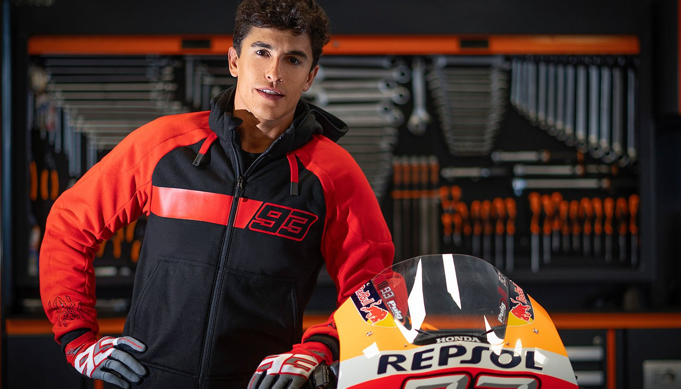 Alpinestars | Riding Safety Gear Marc Marquez MM93 2020 Collection