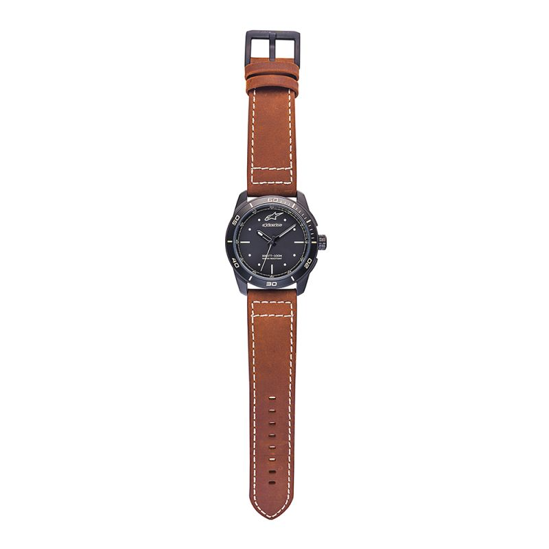 Tech Watch 3H Matte Black-Black Matte/Black