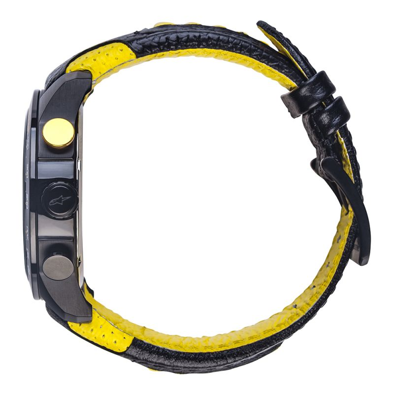 Tech Watch Chrono Yellow-Black/Yellow