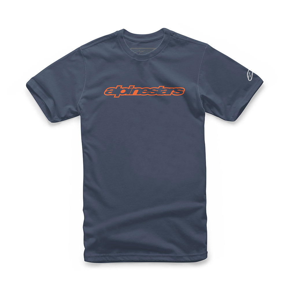 Wordmark Casual T-Shirt