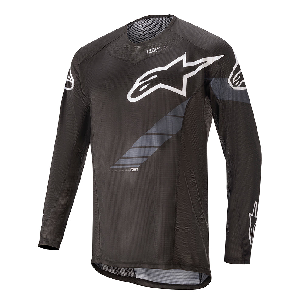Techstar Long Sleeve Jerseys Black Edition