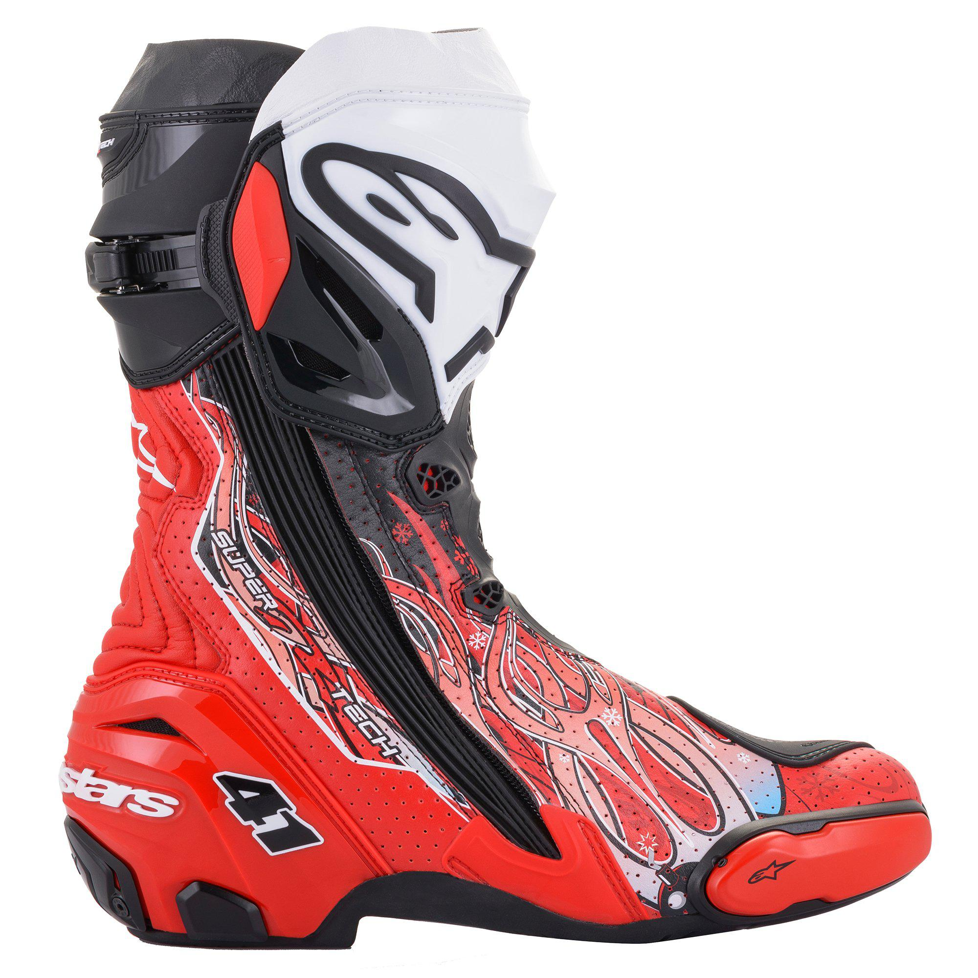 Limited Edition HAGA 2020 Supertech R Boots