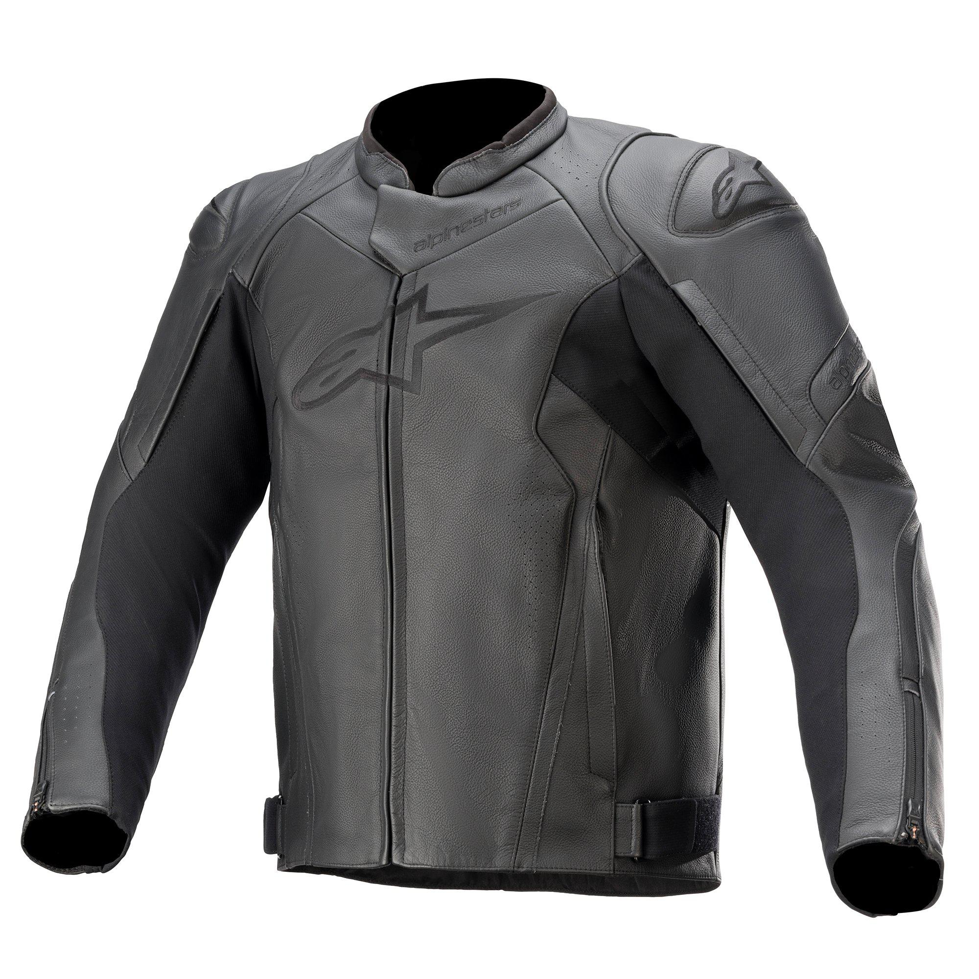 Faster V2 Leather Jacket