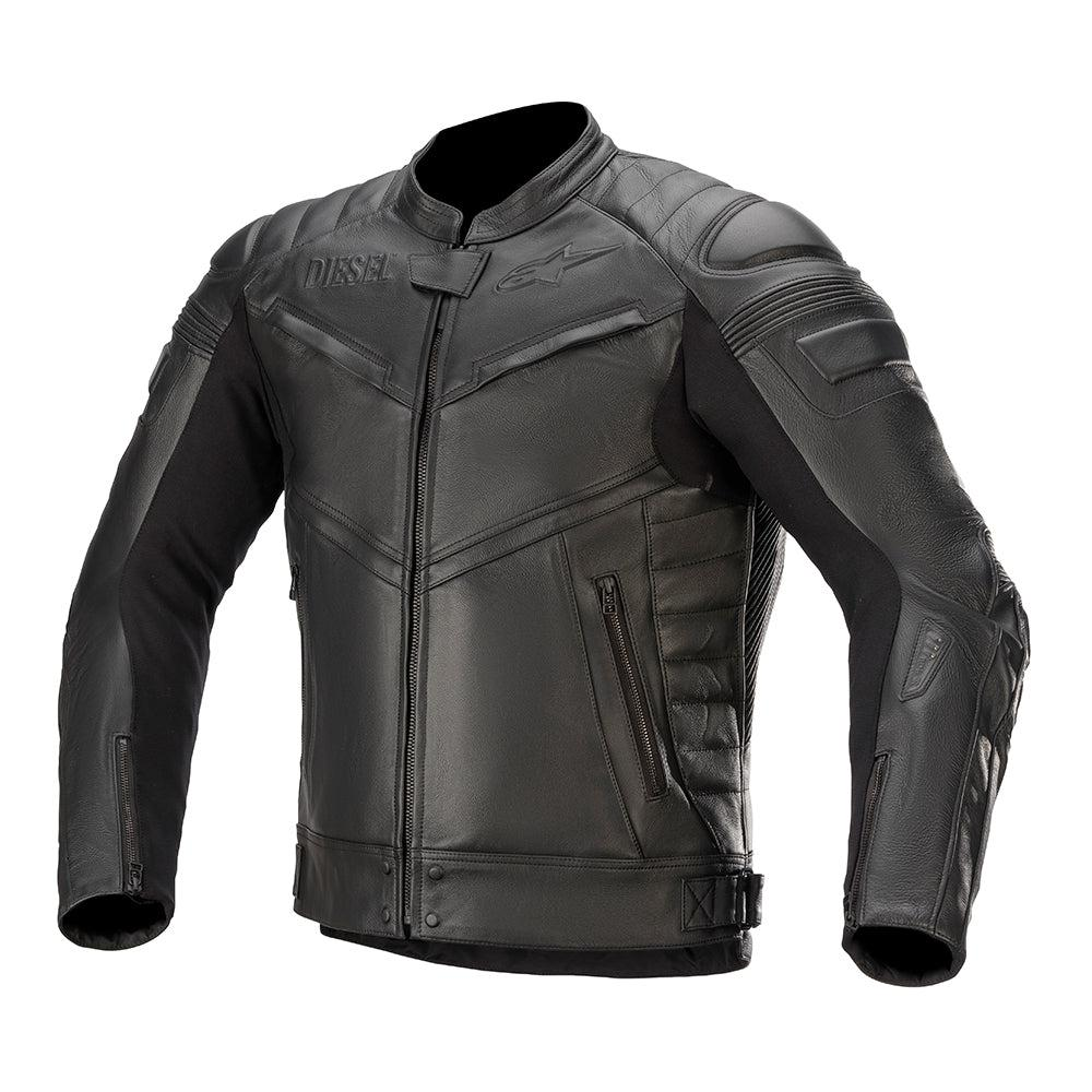 AS-DSL Shiro Leather jacket