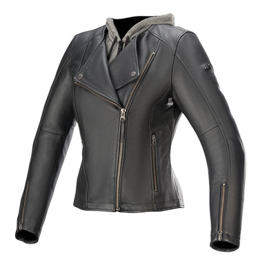Womens Alice Leather Jacket