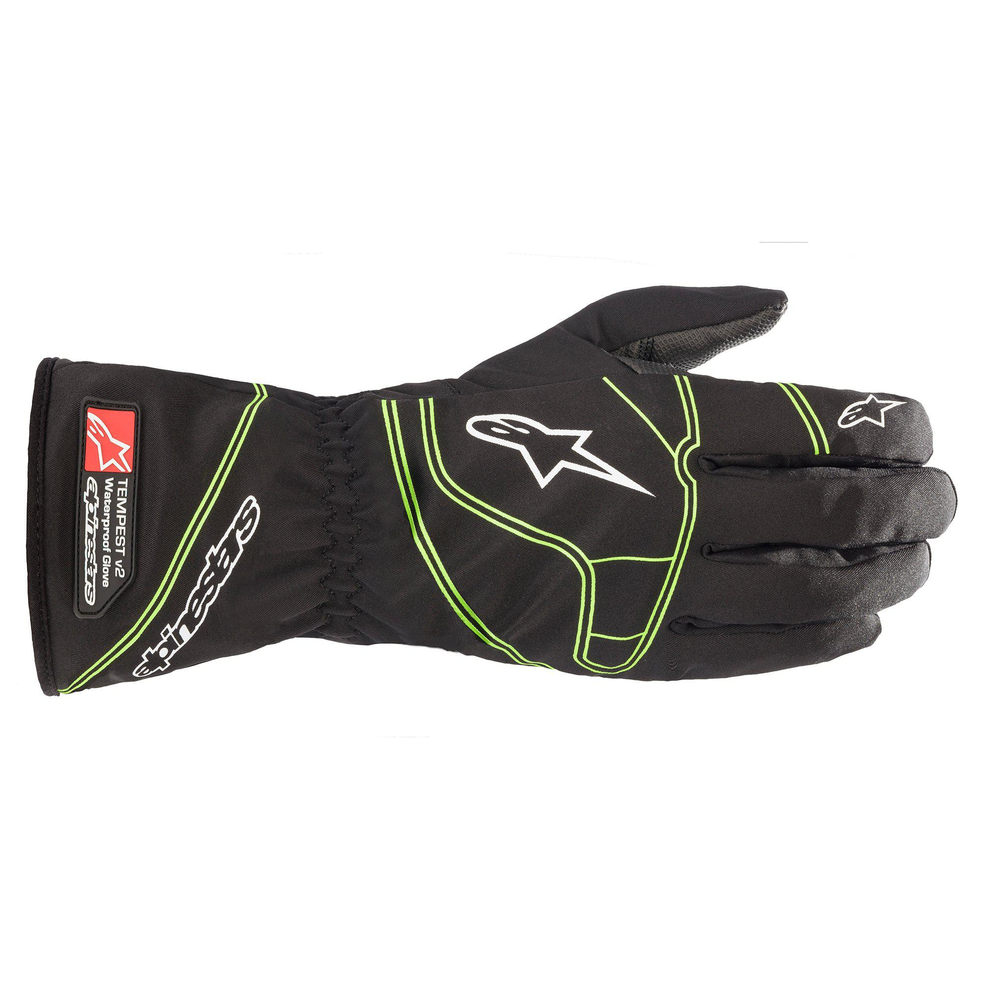 2021 Tempest V2 Youth Waterproof Gloves