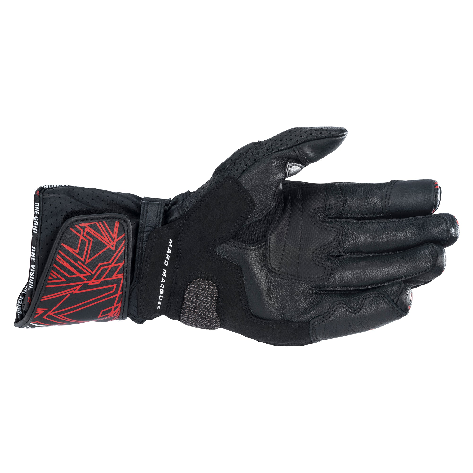 MM93 TWIN RING V2 LEATHER GLOVE