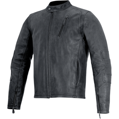 Oscar Monty Leather Jacket