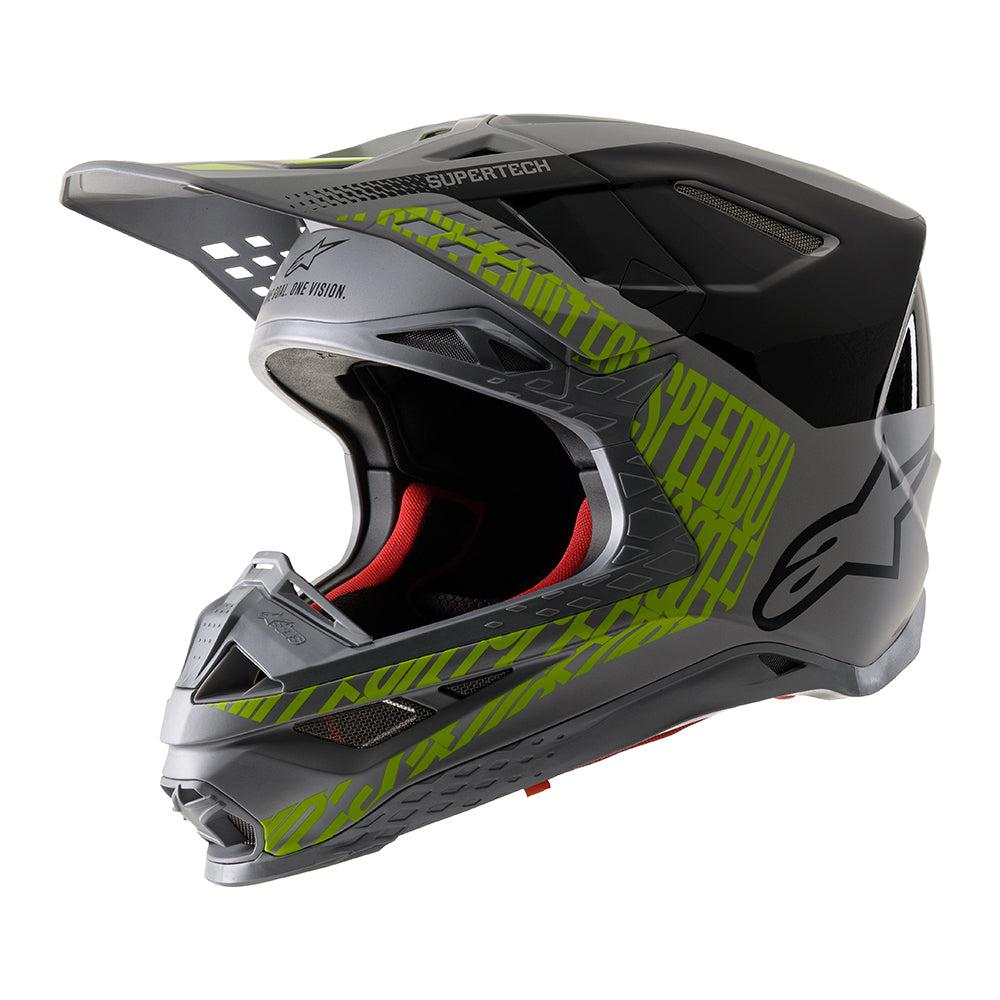 Supertech M8 Triple Helmet