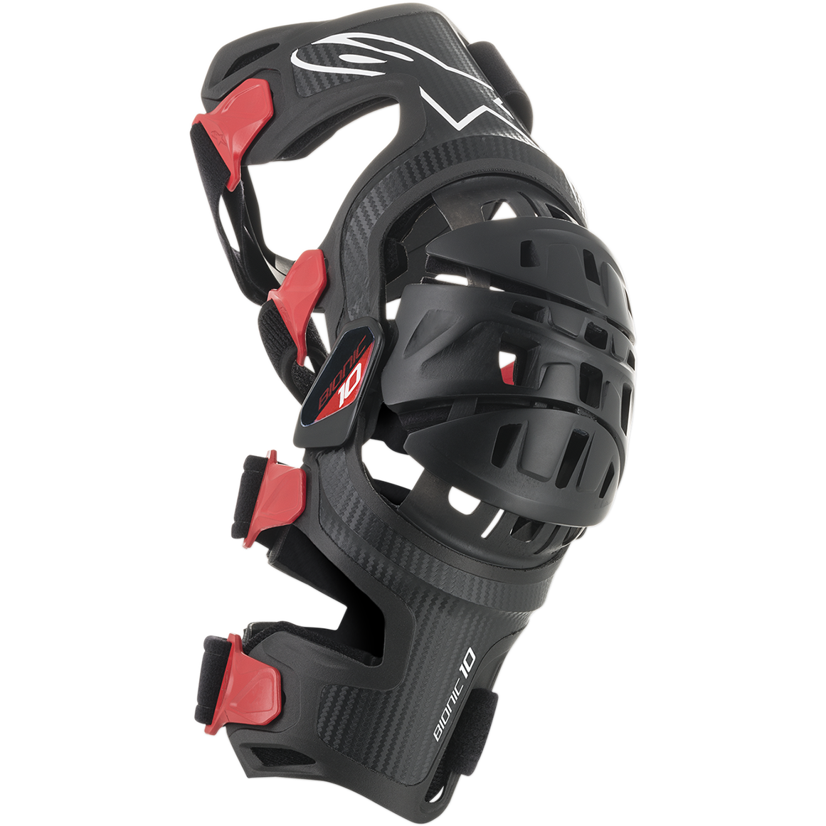 Bionic-10 Carbon Knee Brace — Set