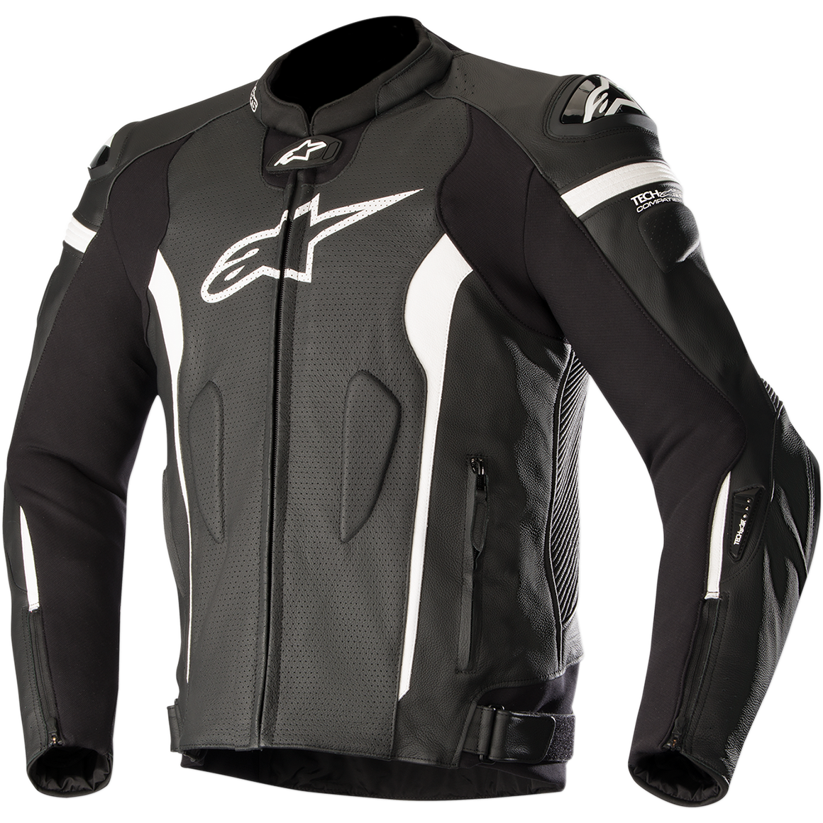Missile Leather Jacket Tech-Air<sup>&reg;</sup> Compatible