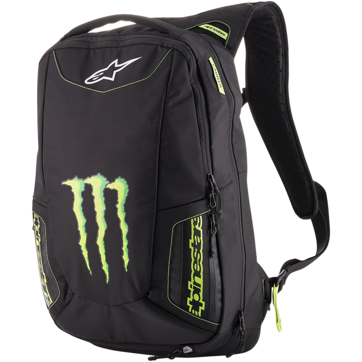 Monster Marauder Backpack